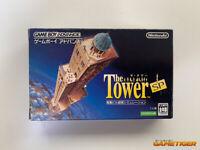 THE TOWER SP GBA Nintendo Game Boy Advance JAPAN