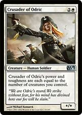 *MRM* FR 4x Croisee d'Odric ( Crusader of Odric) MTG Magic 2010-2015