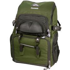 IRON CLAW Packer inkl. 4 Boxen Angel-Rucksack Tasche Koffer Angelkiste groß TOP