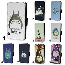 Totoro Ghibli Anime Flip Phone Case Cover - Fits Iphone