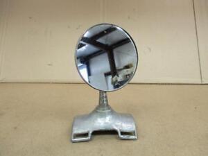 Pierce Arrow Side Mount Spare Tire Mounted Rear View Mirror