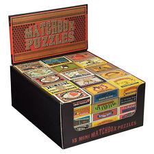 Professor Puzzle Matchbox Puzzle Sparpaket