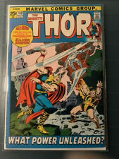 Mighty Thor #193 VF 8.0 with CGC label! Classic Silver Surfer Battle!