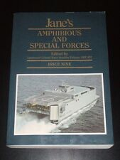 Jane's AMPHIBIOUS AND SPECIAL FORCES Issue Nine 2003 Military Reference NEW