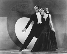 Ginger Rogers as Dale Tremont, Fred Astaire 8x10 Foto