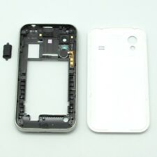 FULL HOUSING COVER + FRAME + BUTTON FOR SAMSUNG GALAXY ACE S5830 S5830i #WHITE