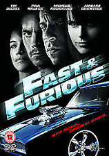 The Fast And Furious 1-5 (DVD, 2011, 10-Disc Set, Box Set)