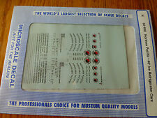 Microscale Decal N  #60-488 NP Freight-Refrigerator Car - Ice - 40'