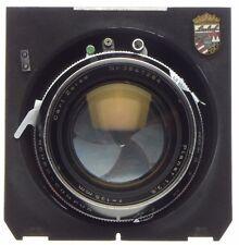 PLANAR 1:3.5 f=135mm Zeiss coated medium format lens Synchro-Compur shutter cam
