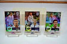 2004 eTopps English Soccer Team Complete 15 card Set Beckhman Rooney
