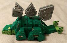 Dinotrux Munchin Machine Garby with 3 molds play doh, dinosaur stegosaurus