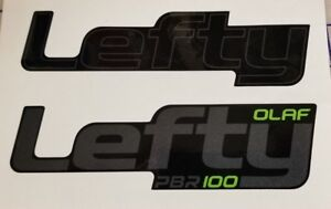 Decal Sticker Set for Cannondale Fat CAAD Lefty Olaf PBR 100