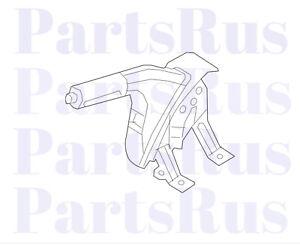 Genuine Smart Fortwo Parking Brake Handle 4534200500
