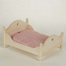 Bodo Hennig Double Bed Bed 24408 Nature Dollhouse Dollhouse