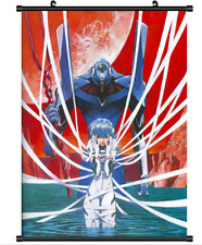 """Hot Japan Anime Evangelion Ayanami Rei Home Decor Poster Wall Scroll 8""""x12"""" P307"""