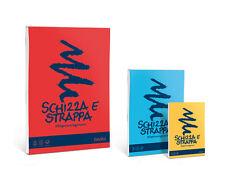 Favini Blocco Schizza & Strappa A4 50Gr 150Fg 1Pz