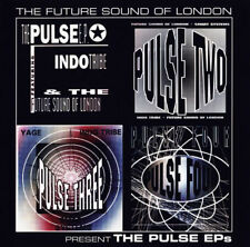 The Future Sound Of London Present The Pulse EPs 16-trk CD (2008)  NEW/SEALED
