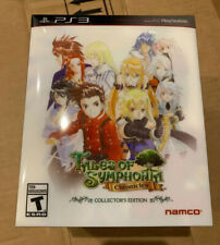 Tales of Symphonia: Chronicles -- Collector's Edition (Sony PlayStation 3, 2014)
