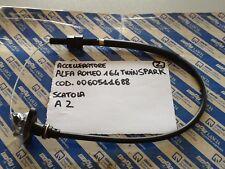 ALFA ROMEO 33 CAVO FLESSIBILE ACCELERATORE 536577 DOPPIO CORPO