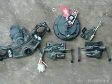 1989 Kawasaki ZX600c 600r Key Set Ingition/Helmet Lock/Seat Lock/Gas Cap Lock.