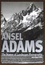 ANSEL ADAMS ~ MASTER OF LANDSCAPE PHOTOGRAPHY ~ AMERICAN WEST ~ XL ILLUS HC