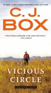 Vicious Circle A Joe Pickett Novel Paperback C. J. Box