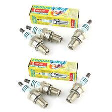 6x PEUGEOT 605 3.0 SV 24 ORIGINALE DENSO Iridium Power Spark Plugs