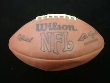 Original Wilson Official NFL Game Ball (Rozelle, Commissioner)