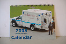 ~2008 COPCAR DOT COM CALENDAR~CHICAGO~