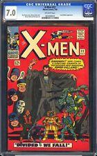 X-Men 22 CGC 7.0