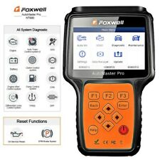 Foxwell NT680 for MASERATI All Systems OBD2 Diagnostic Scanner EPB ABS Engine