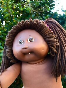 Cabbage Patch Doll - Black Girl With Tooth Smile