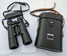 Zeiss Dialyt 7x42 B/GA T* Binoculars, Black, 1986, Original Case, Excellent