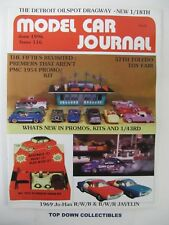 Model Car Journal  Magazine   June  1996   Baby Bear And The Ferrari Flat -12