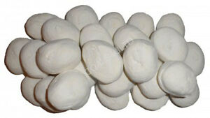 Gas Fire Replacement Ceramic White Pebbles Universal Quality Gas fire Pebbles!!!