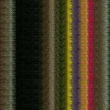 NORO ::Kureyon #366:: wool knitting yarn Black-Brown-Forest-Red-Purple-Pea