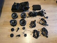BMW OEM E53 X5 TOP HiFi DSP FULL Set Speackers Tweeters Subwoofer Cables Amp