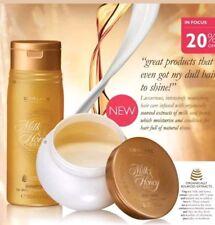 Oriflame MILK & HONEY Shampoo & oro maschera per capelli