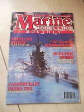 MARINE MODELLING, September 1990