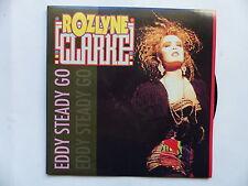 45 Tours ROZLYNE CLARKE Eddy stready go , beatboxking's new age 15005