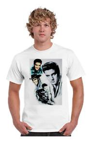 Elvis Presley The King Gildan T-Shirt Gift Men Unisex S,M,L,XL,2XL Choose One