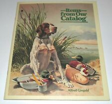 HUNTING DOG in BRA Pointer Lab ITEMS FROM OUR CATALOG Spoof Book 80s parody