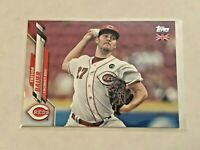 2020 Topps Baseball UK Edition Base Card - Trevor Bauer - Cincinnati Reds