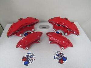 2010-2015 CAMARO ZL1 BREMBO brake calipers 4-pc powdercoat ALL color EXCHANGE