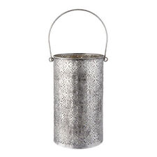 Metal Pillar Candle Holders & Accessories