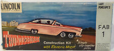 THUNDERBIRDS : FAB 1 MODEL KIT MADE BY LINCOLN INTERNATIONAL CAT. 2005 (MN)