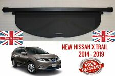 NISSAN X TRAIL T32 2014-2019 PARCEL SHELF BOOT LOAD COVER BLIND BLACK NEW IN BOX