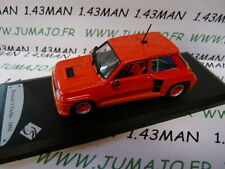 RE21 Voiture 1/43 SOLIDO RENAULT 5 Turbo 1982