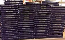 81 Agatha Christie Mystery Collection Bantam Padded Leatherette Hardcovers Set