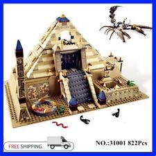 LEGO CITY #31001 Egypt Pharaoh Series The Scorpion Pyramid Building Blocks Brick